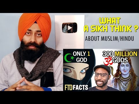 Sikh Reacting to The Differences Between ISLAM and HINDUISM  FTD Facts