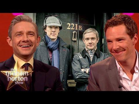 Elementary, My Dear Norton | Best of Benedict Cumberbatch & Martin Freeman on The Graham Norton Show