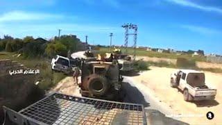 Video Der Libyschen Rebellen Zeigt Kämpfe Um Tripolis
