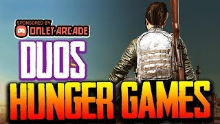 ANNOUNCEMENT + $100 PRIZE HUNGER GAMES OPEN CUSTOM GAMES Sponsored by Omlet Arcade