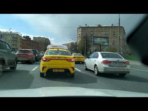Шкода Октавия А7!!!  Яндекс Такси. 22-е апреля среда. Проверяю пропуск! Что с работой в Москве?