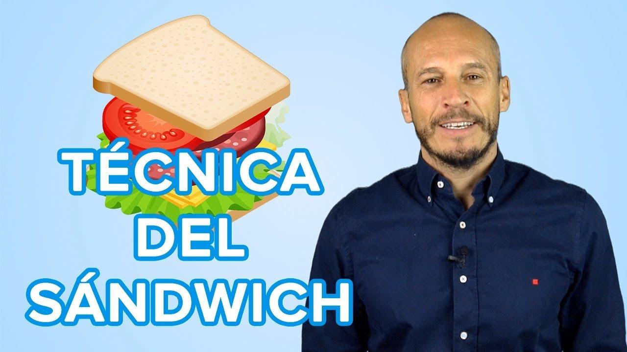 La técnica del sándwich para corregir conductas en los niños ????