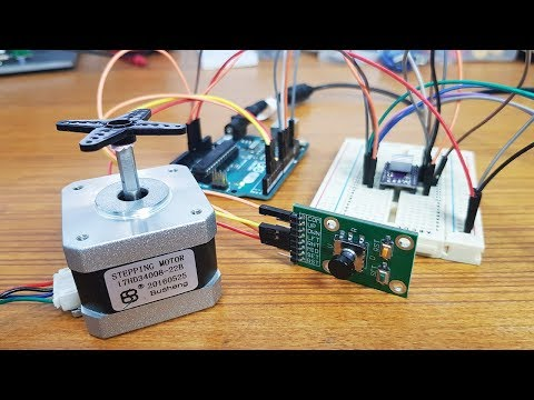 Introduction to Stepper Motor Control via an Arduino Uno and
