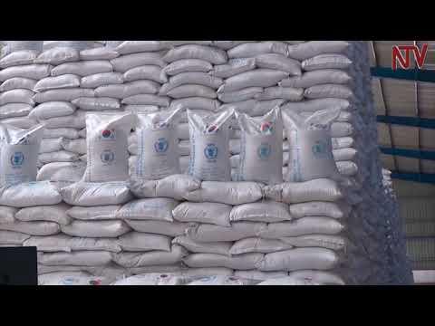 South Korea donates 5,000 tonnes of rice to refugees