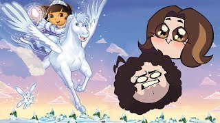 Dora Saves The Snow Princess - Game Grumps