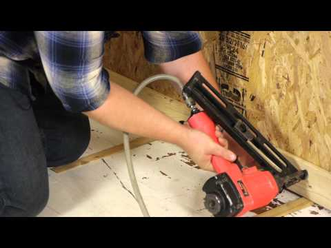 How to Install Baseboard Molding & Leaving Room for Carpet : Carpeting Tips