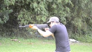 Ak 47 Bursts To Full Auto