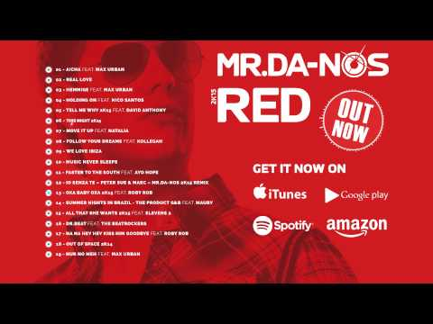 Mr.Da-Nos - RED 2K15 (Official Album Shortmix)
