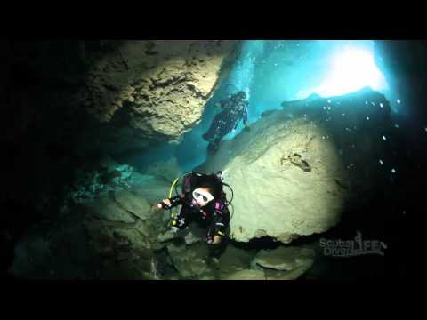 Scuba Diving | Cenotes Mexico