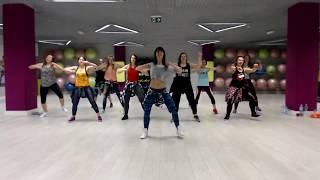 Luis Fonsi, Demi Lovato   'Echame La Culpa'   Zumba Fitness Choreo By Agata Soszyńska