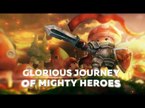 Mushroom Wars 2 Announcement Trailer thumbnail
