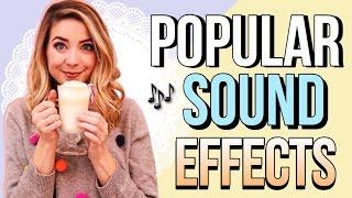 Drinking sound effect through a straw slurp slurping - Most