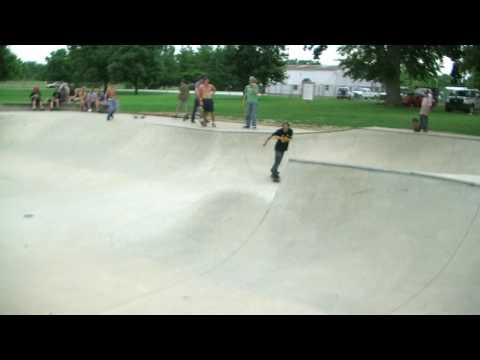 Thurman, TOC , voorhees skatepark
