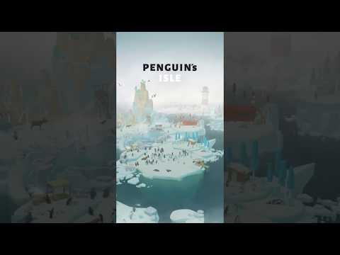 Vídeo do Penguin's Isle