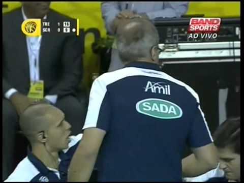 Preview video FINAL TRENTINO (ITA) X SADA CRUZEIRO (BRA) MUNDIAL CLUBES 2012