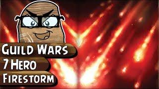 Guild Wars 1 7 Hero Firestorm-Way