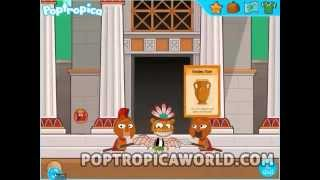 Time Tangled Island Walkthrough Full - Poptropica Cheats Guide