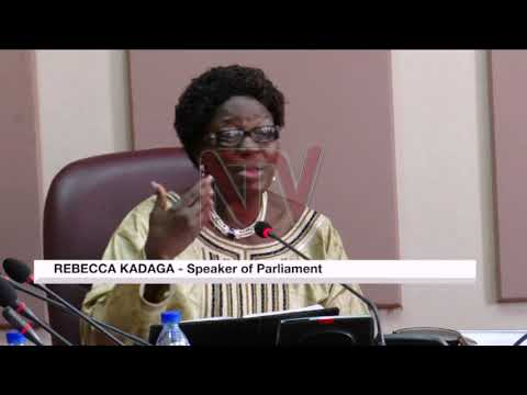 Speaker Rebecca Kadaga blocks loan for oil roads