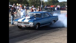 Flashback Friday - 1/4 Mile Drag Racing - Byron Dragway