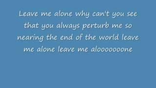 Baby By Serj Tankian Lyrics
