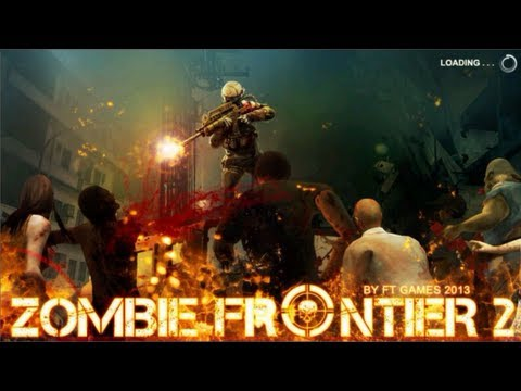 Zombie Frontier 2:Survive Game play android