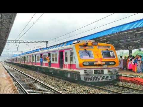INTEGRAL COACH FACTORY MADE MEDHA emu.. EASTERN Railways..