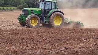 Le déchaumeur K-LINE pour préparation des sols !