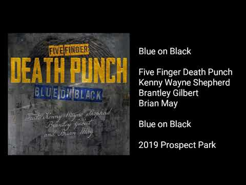 Five Finger Death Punch - Blue On Black (feat. Kenny Wayne Shepherd, Brantley Gilbert, & Brian May) - Redneck Music