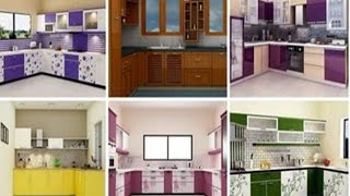 Colorful Kitchen | Different Color Kitchen Cabinets | Kitchen Color Ideas | 15 | Ideas