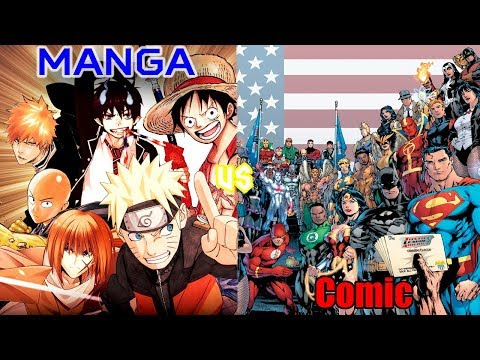 The Proof is in the Numbers: Manga Outsells Comics