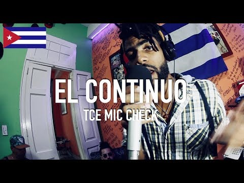 El Continuo - Artificial [ TCE Mic Check ]