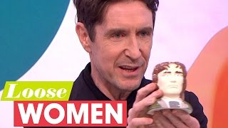 Пол МакГанн, Paul McGann Says Yes to a Female Doctor Who! | Loose Women
