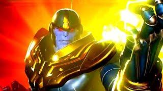 Marvel Vs Capcom Infinite - All Hyper Combos/All Super Moves (1080p 60FPS)