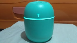 HUMIDIFIER How It Works It Easy? Tutorials Step By Step.