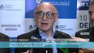Rossi Timerman Y Sader Destacaron El Valor Histórico Que Posee El Proceso De Integración Regional
