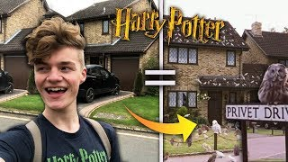 VISITING HARRY POTTER FILMING LOCATIONS!