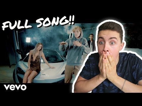 FULL SONG: The Fall Of Jake Paul (Official Video) FEAT. Why Don't We *Reaction*