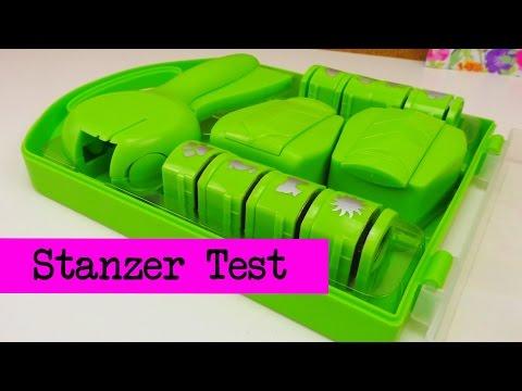 Stanzer Set Unboxing & Review / Demo / Papier Stanzen für Karten und Einladungen | deutsch