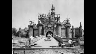 Tony Baxter's Narration of Disneyland Construction Footage (1954-1955)