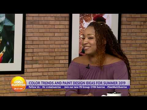 CVM At Sunrise - Home and Garden - May 30, 2019