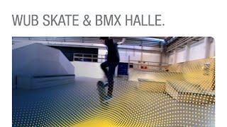 preview picture of video 'Österreich -WUB Skate und BMX Halle'
