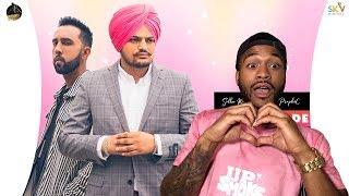 (Punjabi) Sidhu Moose Wala - Sohne Lagde ft. PropheC | Up'NSmoke Reaction