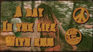 A DAY IN THE LIFE OF EMM | HIPPY BOHO | 2019