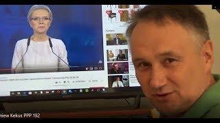 Dr Z. Kękuś (PPP 192) Poseł na Sejm RP M. Wassermann ukrywa aferę PLL LOT – 700 mln zł.
