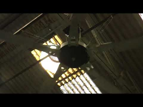 5 Blades HVLS Fan