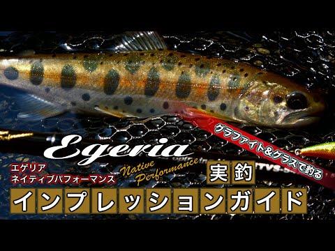 Lanseta Palms Egeria Native Performance 711M 2.4m 4-13g Fast