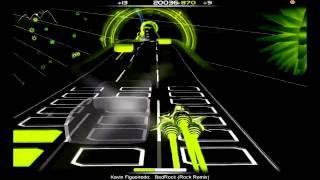 Audiosurf: Kevin Figueiredo - Bedrock (Rock Remix)