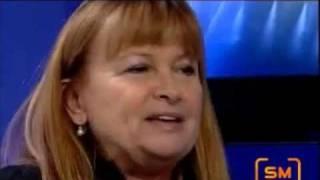 Gina Codovilli ospite di Terrazza Kursaal su San Marino TV