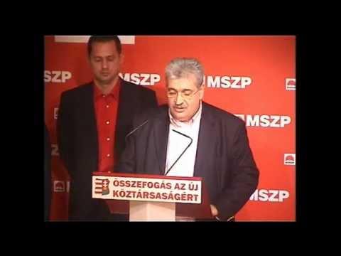 Molnár Zsoltot választották az MSZP budapesti elnökévé