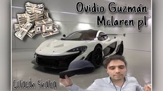 Ovidio Guzman E Iván Archivaldo